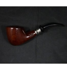 """Shire Shire Pipes 5.5"""" Half Bent Dublin Cherry Wood"""