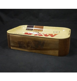 Raw Raw Cache Box with Tray Lid