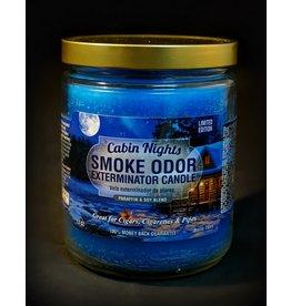 Smoke Odor Smoke Odor Candle - Cabin Nights