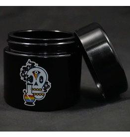 420 Science 420 Science Jars Medium Cosmic Skull UV Screw Top