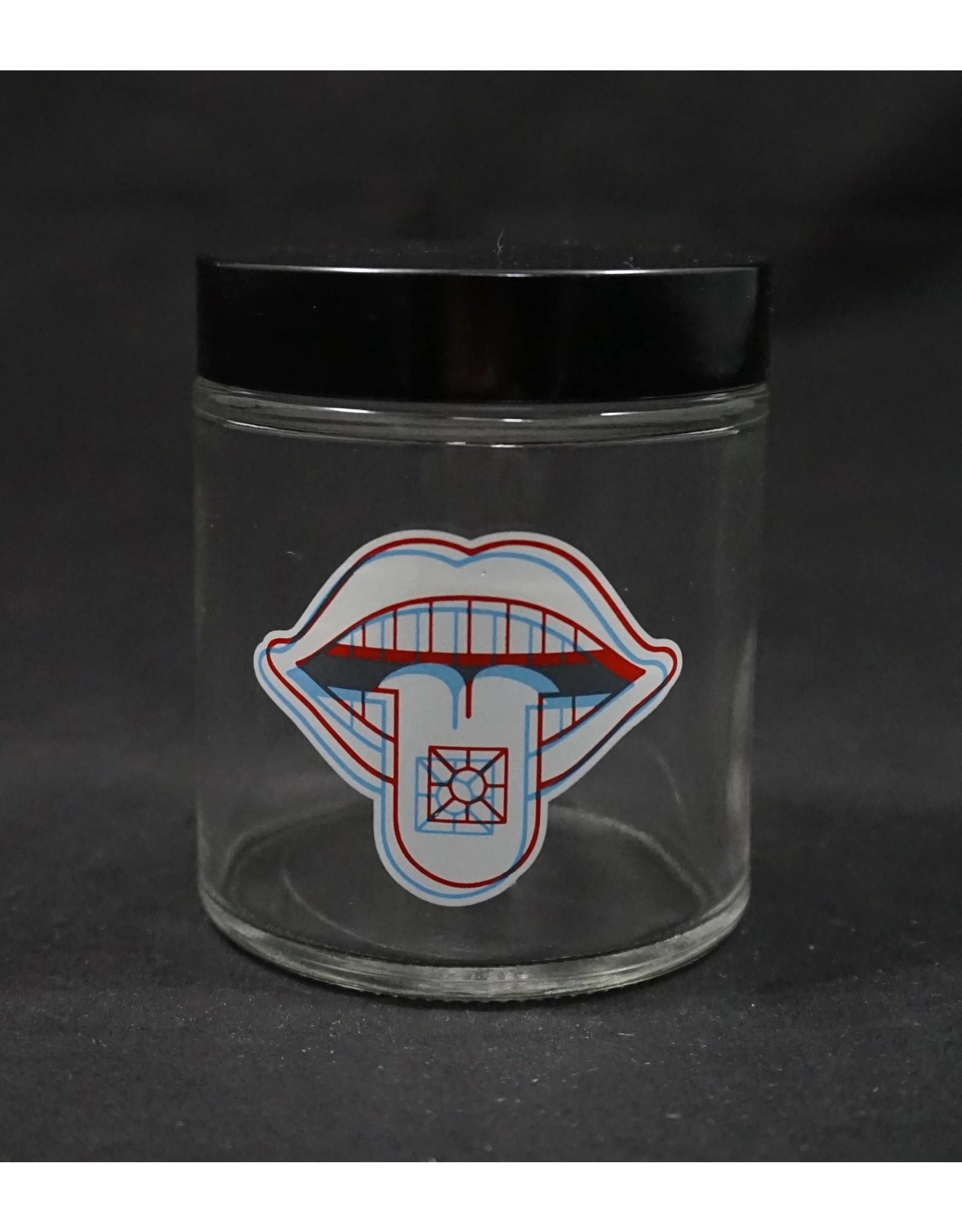 420 Science 420 Science Jars Medium 3D Acid Eater Screw Top