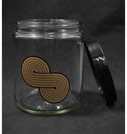 420 Science 420 Science Jars Large Infinite Loop Screw Top