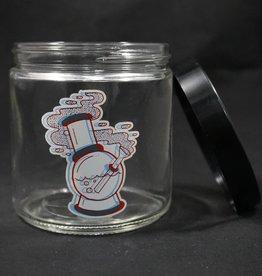 420 Science 420 Science Jars XLarge 3D Waterpipe Screw Top