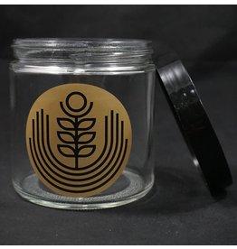 420 Science 420 Science Jars XLarge Rising Flower Screw Top