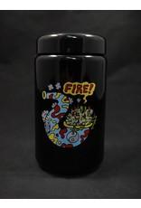 420 Science 420 Science Jars XLarge Fire Bud UV Screw Top
