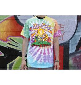 Tie Dye Sunshine Bears Grateful Dead Shirt -