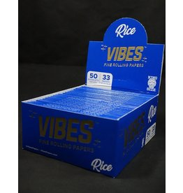 Vibes Papers Vibes Rice Rolling Papers KS Slim