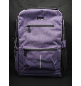 Ooze Ooze Traveler Series Smell Proof Backpack - Purple Haze