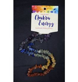Chakra Energy Necklace