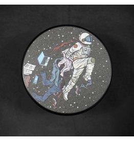 """Pulsar Pulsar Artist Series 4pc 2.5"""" Grinder - Super Spaceman"""