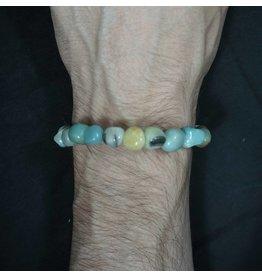 Tumbled Stone Bracelet - Amazonite