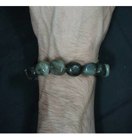 Tumbled Stone Bracelet - Labradorite