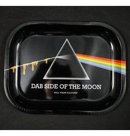 Kill Your Culture Kill Your Culture Small Rolling Tray -  Dab Side Of The Moon