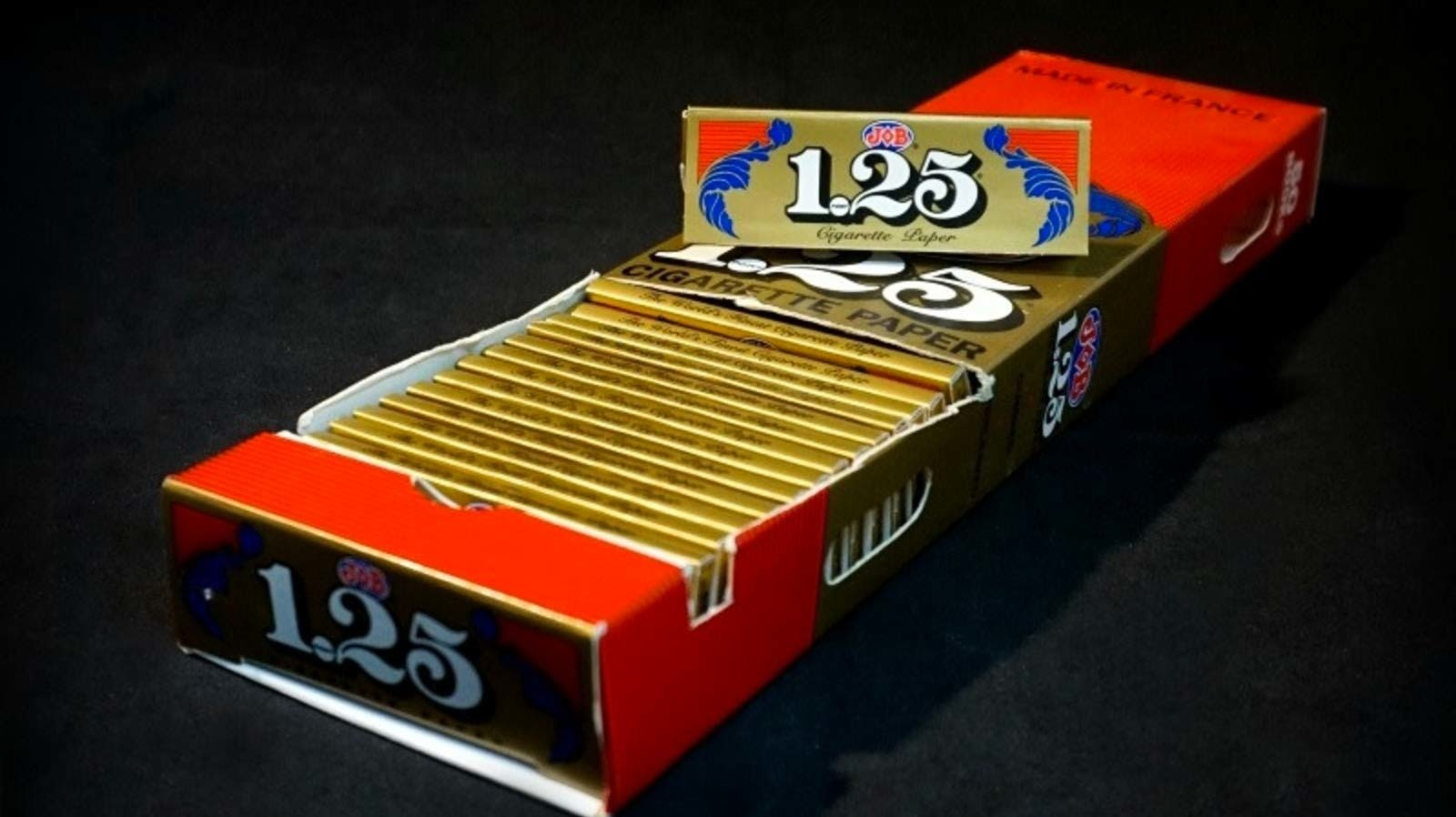 Job Gold Papers 125