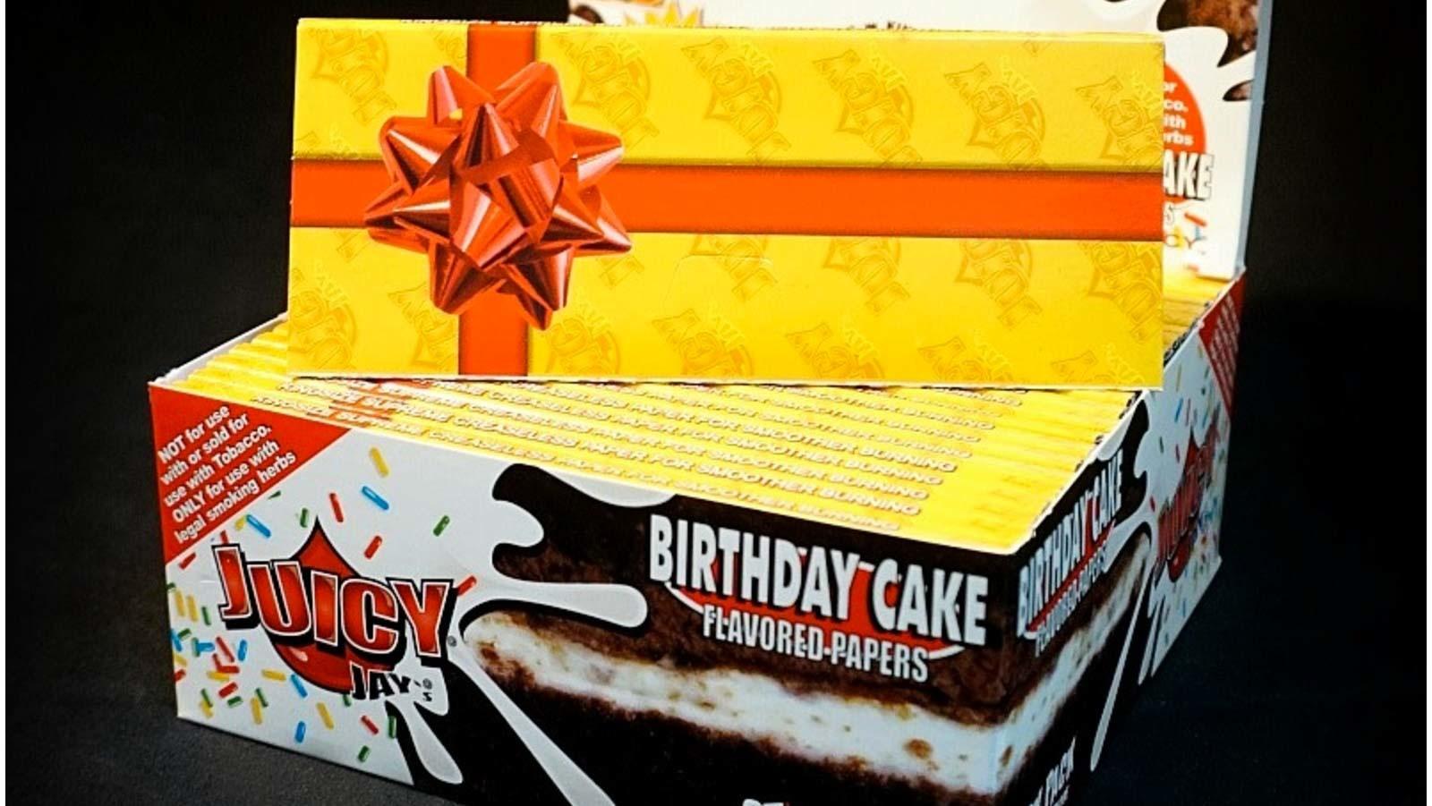 Juicy Jays Papers Birthday Cake KS