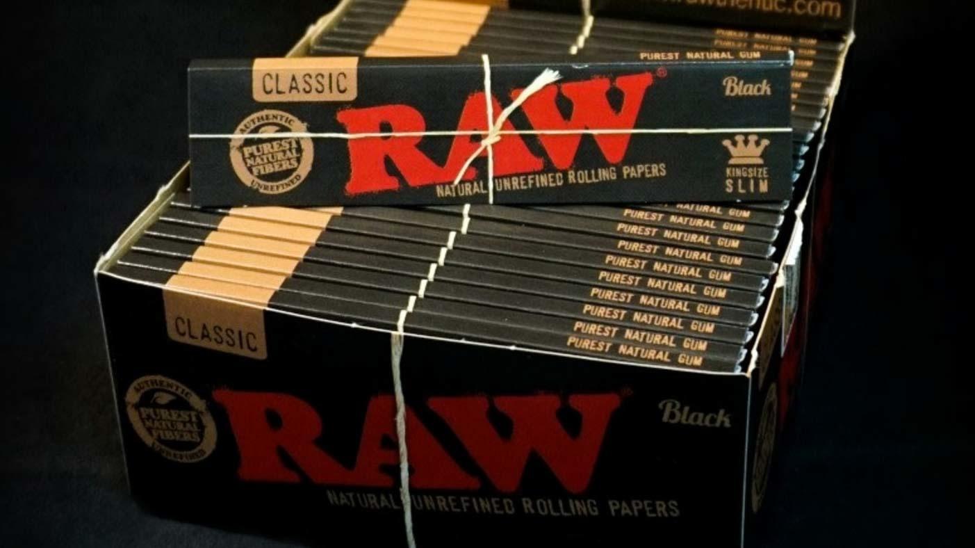 Raw Black Papers KS