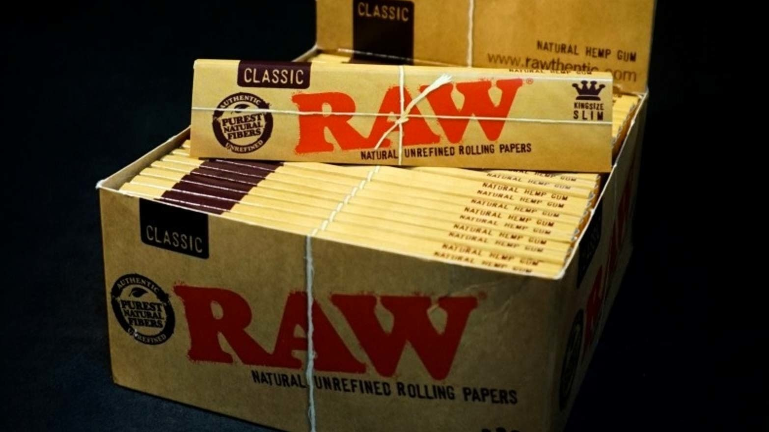 Raw Classic Papers KS