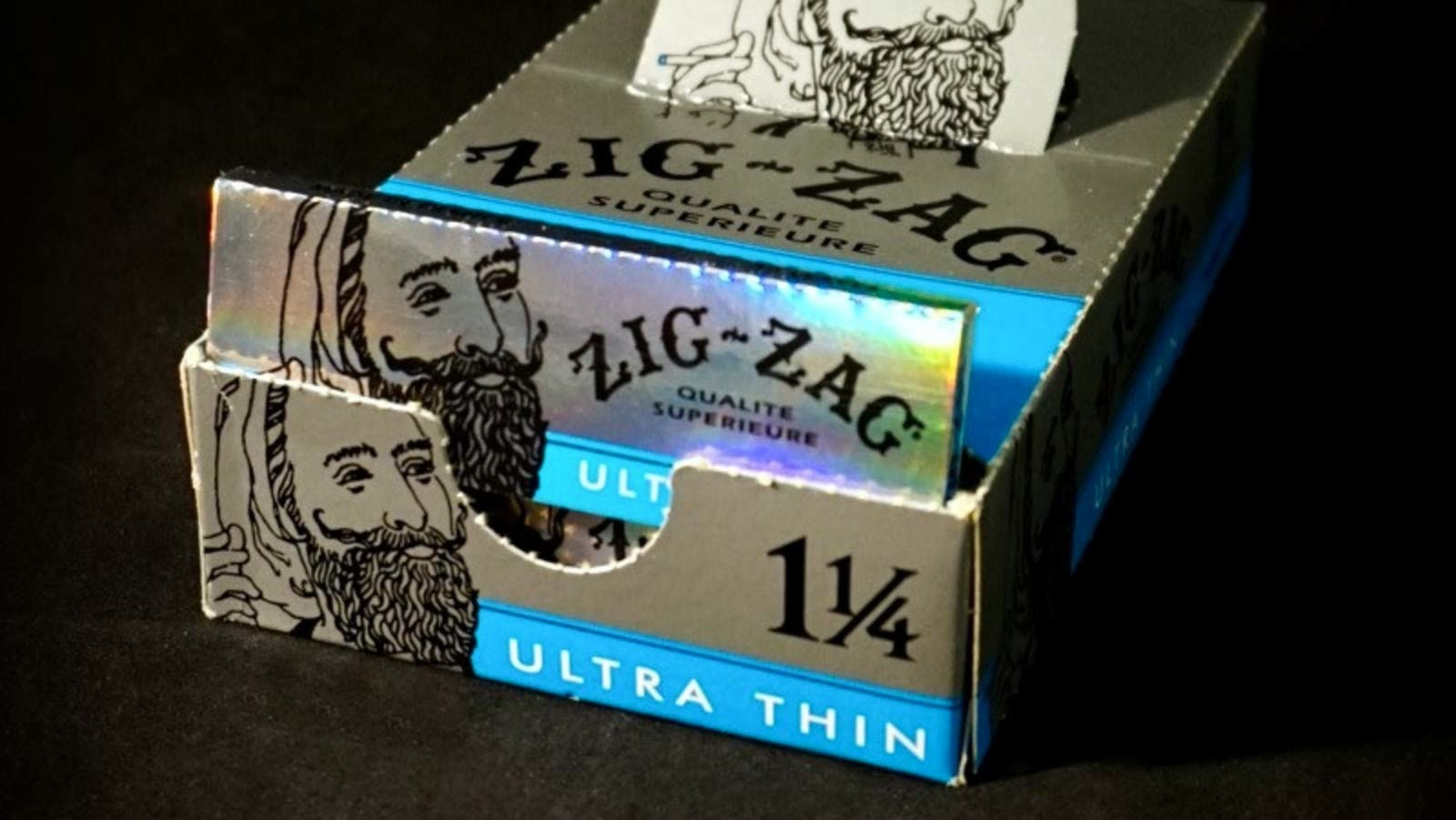 Zig Zag Ultra Thin Papers 125