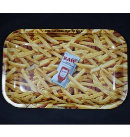 Raw Rolling Tray French Fries - Small