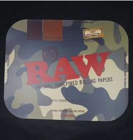 Raw Camo Magnetic Tray Cover - Large
