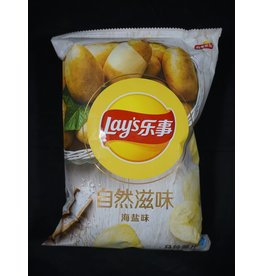 Lays Lays Seasalt China