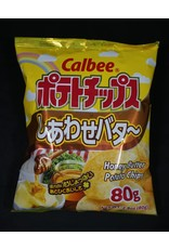 Lays Calbee Honey Butter Potato Chips Japan