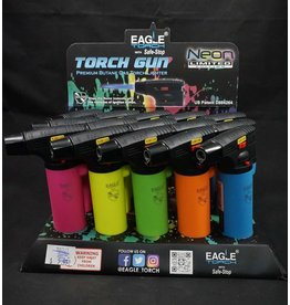 Techno Torch - Rubber Torch Assorted Colors