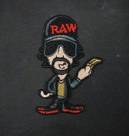 Raw Raw Patch - Josh