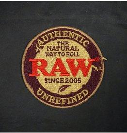 Raw Raw Patch - Round Logo