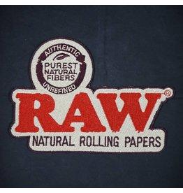 Raw Raw Patch - Logo