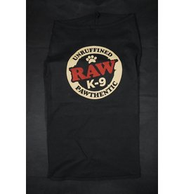 Raw Pet Ringer Shirt Xlarge 41-60 Pounds
