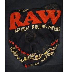Raw Fashion Scarf Black