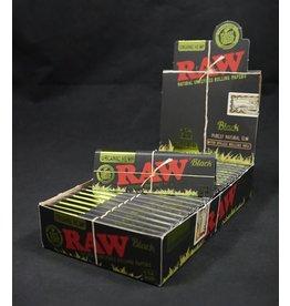 Raw Raw Black Organic Hemp 1.25