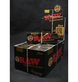 Raw Black Connoisseur 1.25