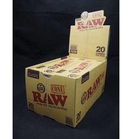Raw Classic 70/30 Cones 20pk