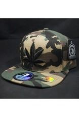 Big Leaf Hat - Camo
