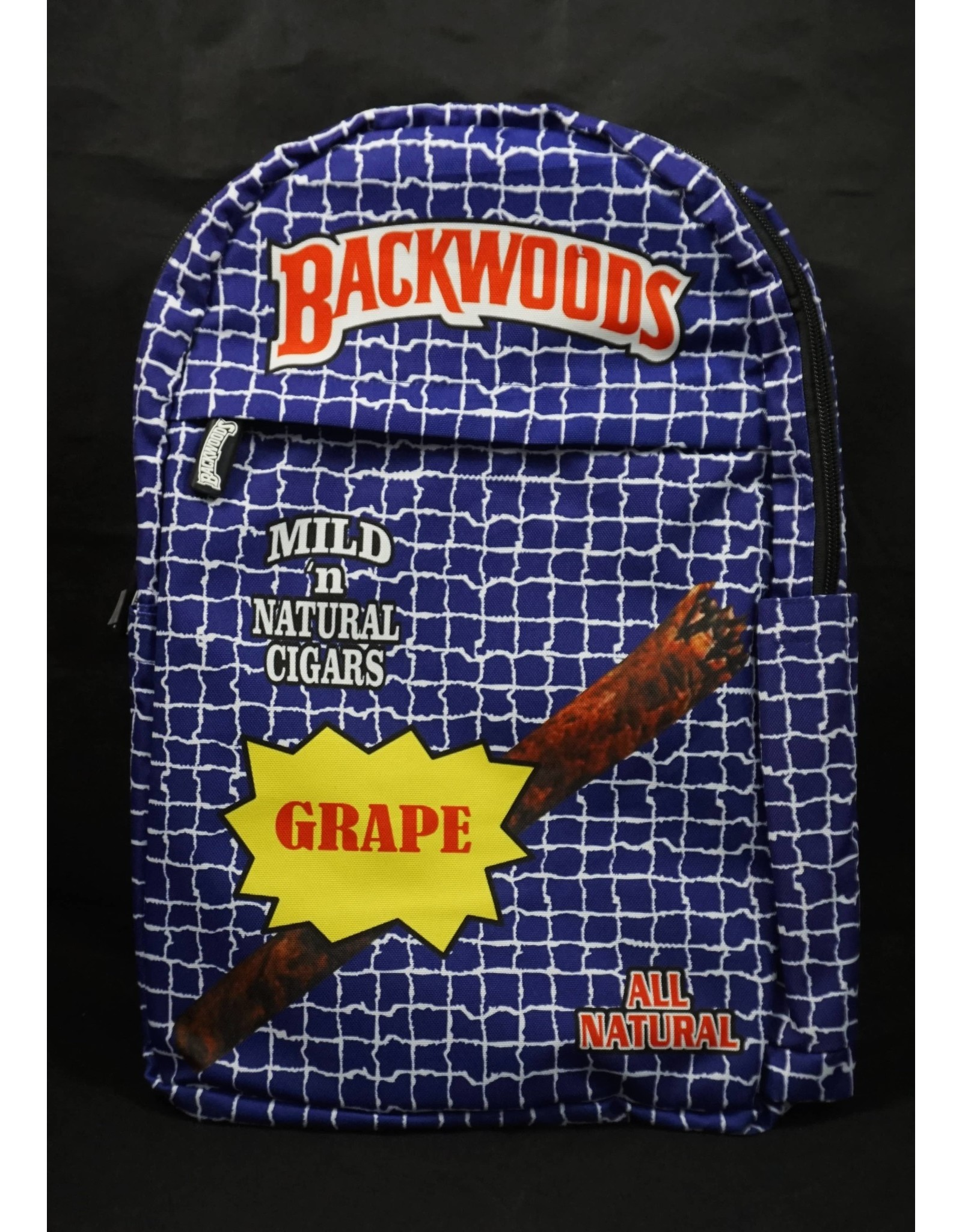Backwoods Backpack - Grape