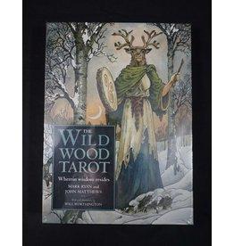 WildWood Tarot Deck & Book by Ryan and Matthews