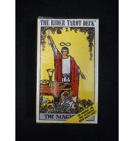 Rider - Waite Tarot Deck by Pamela Colman Smith