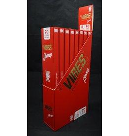 Vibes Coffin Cones KS 20pk - Hemp