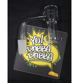 Yo Dabba Dabba Yo Dabba Dabba Seamless Terp Slurper - 14mm Male