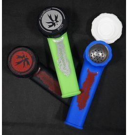 Piece Maker Karma Silicone Pipe - Assorted Colors
