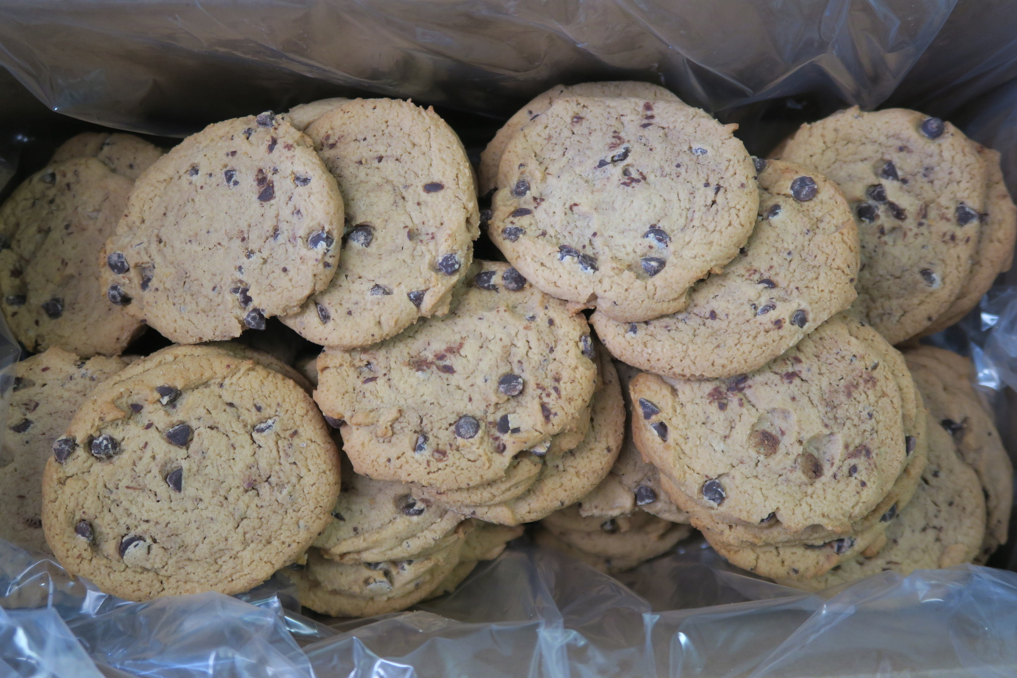 St Jacobs Country Bulk Old Fashioned Chocolate Chip 5lb Box