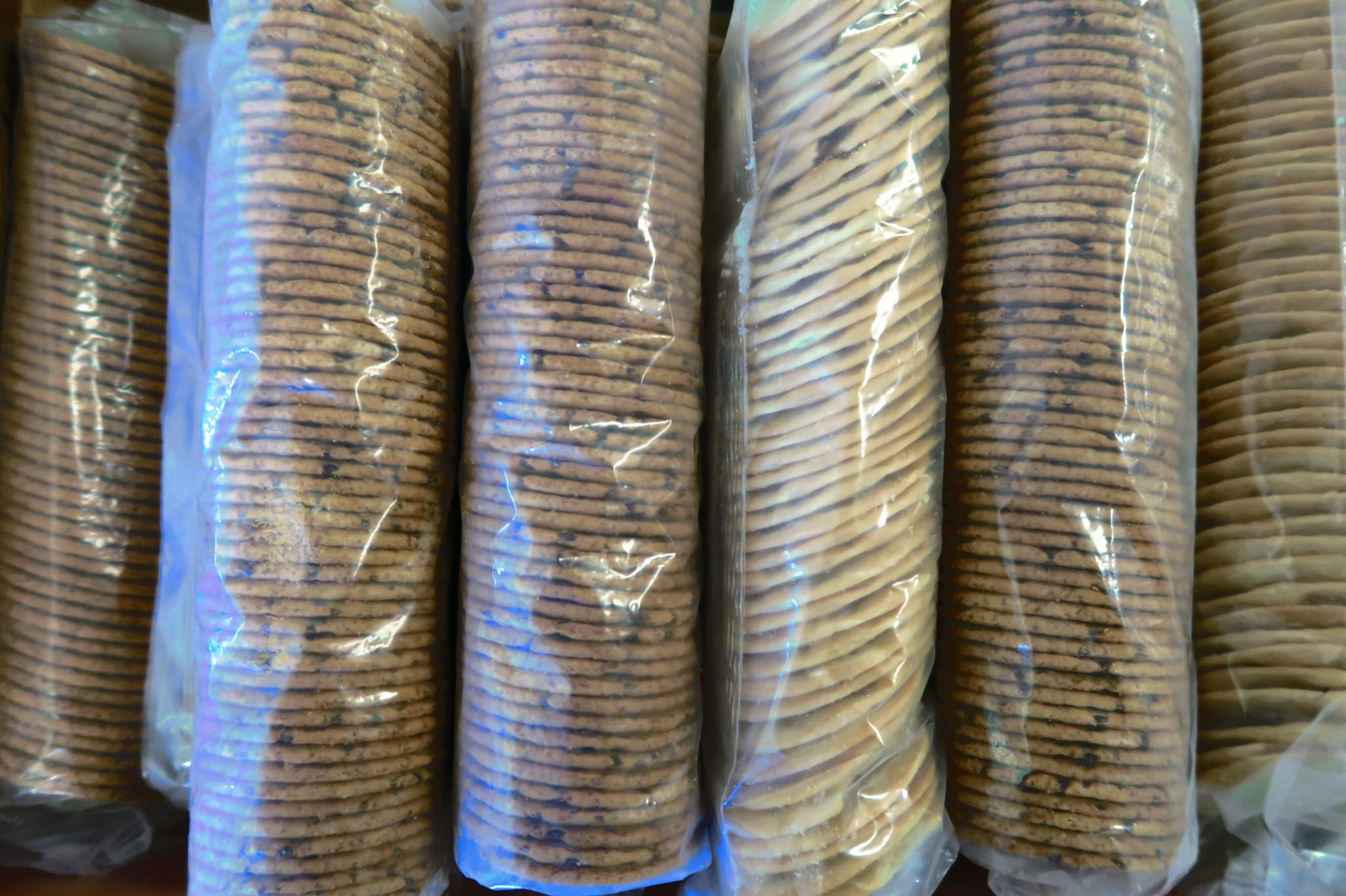 Bo-De Foods Assorted Pack Crackers 6Lb
