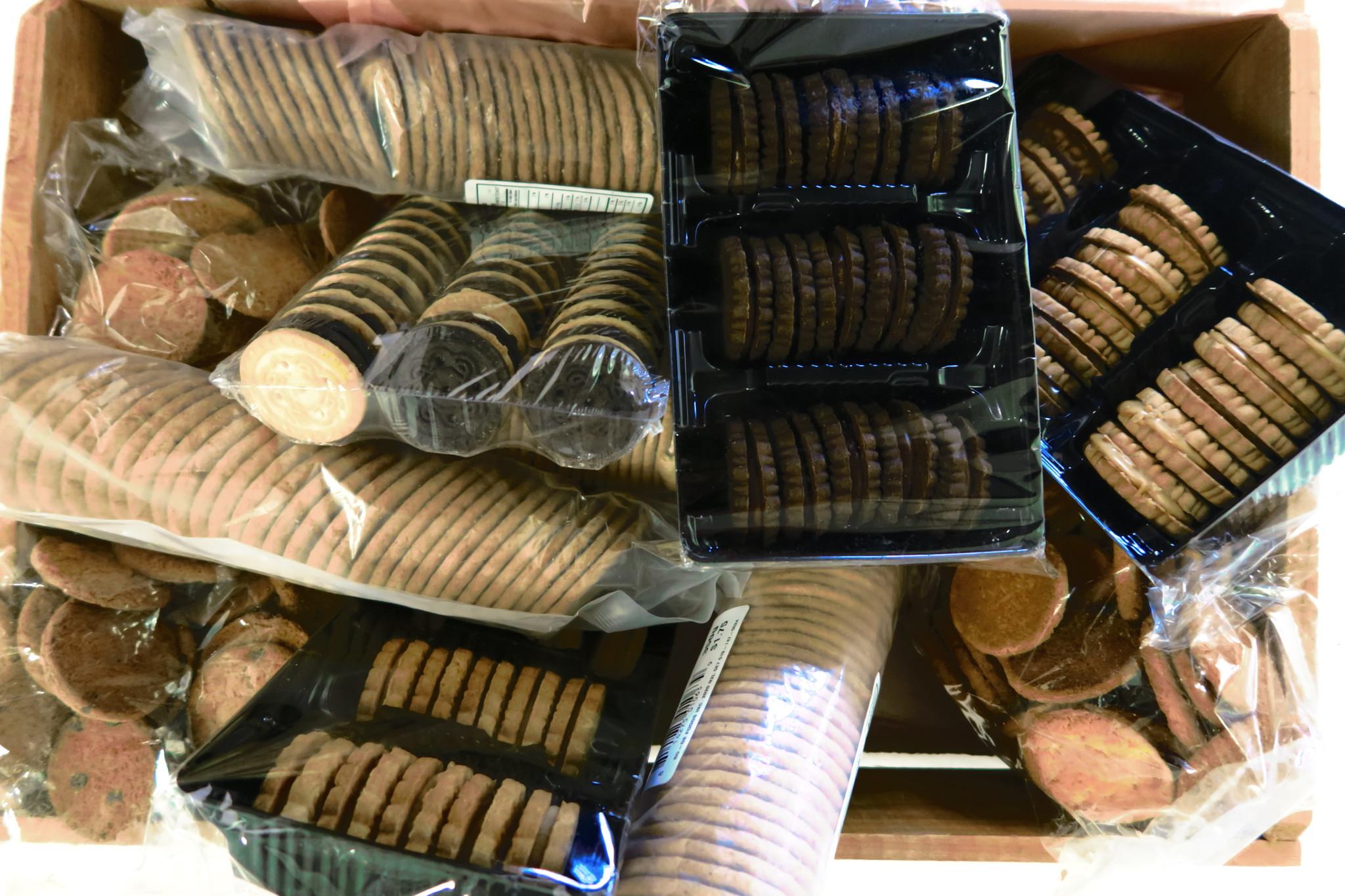 Bo-De Foods Assorted Pack Cookie 7Lb