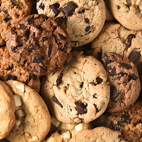 Bo-De Foods MIxed Cookies 8lb