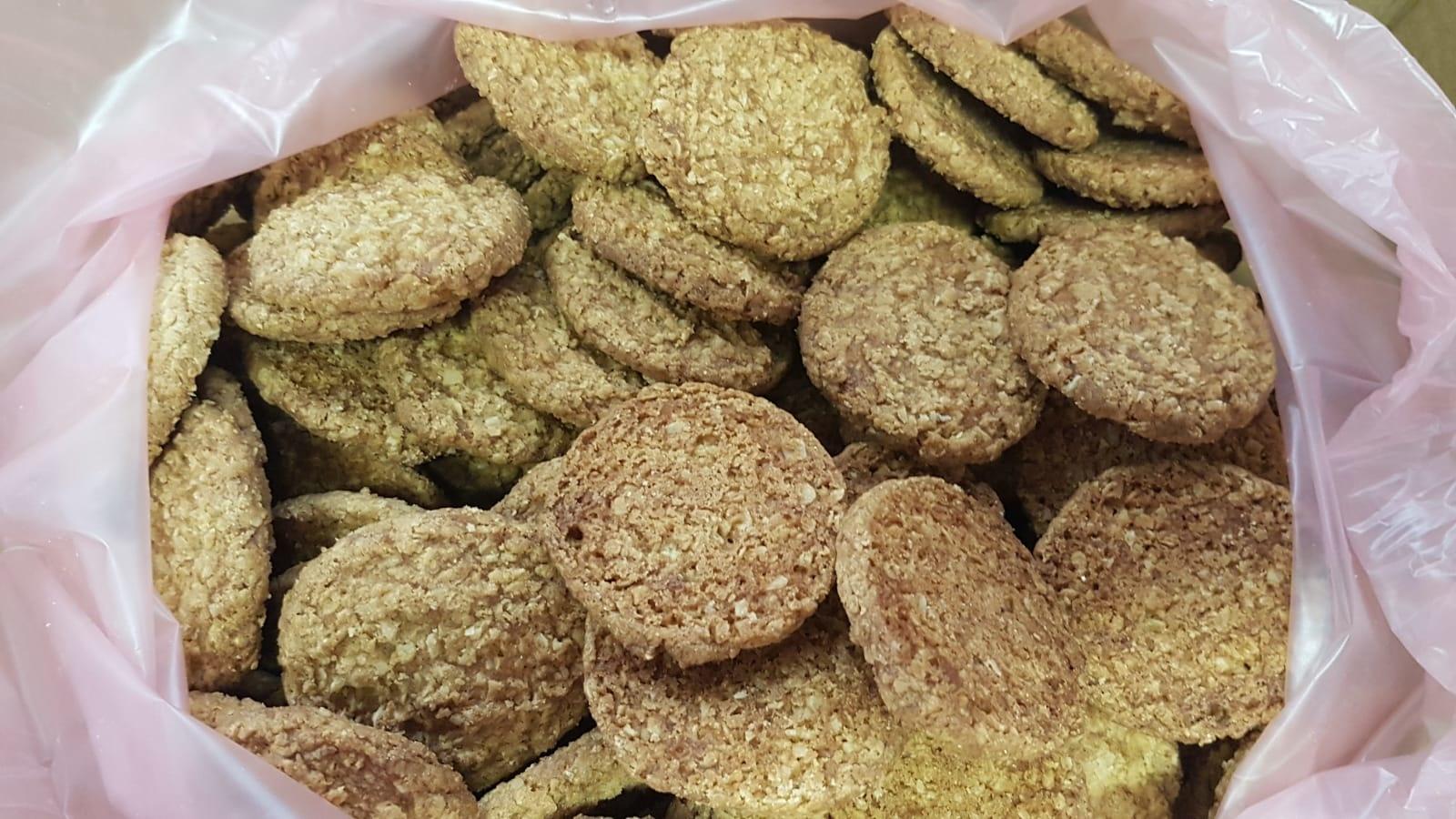 St Jacobs Country Bulk Crispy Oatmeal Supreme 5lb Box