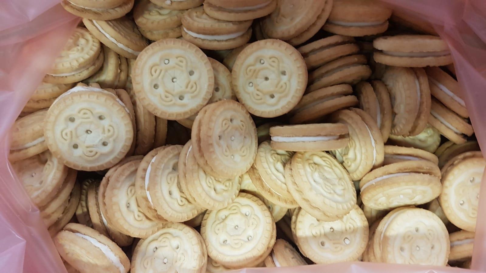 Bo-De Foods Bulk Vanilla Cream-eo's 5lb Box