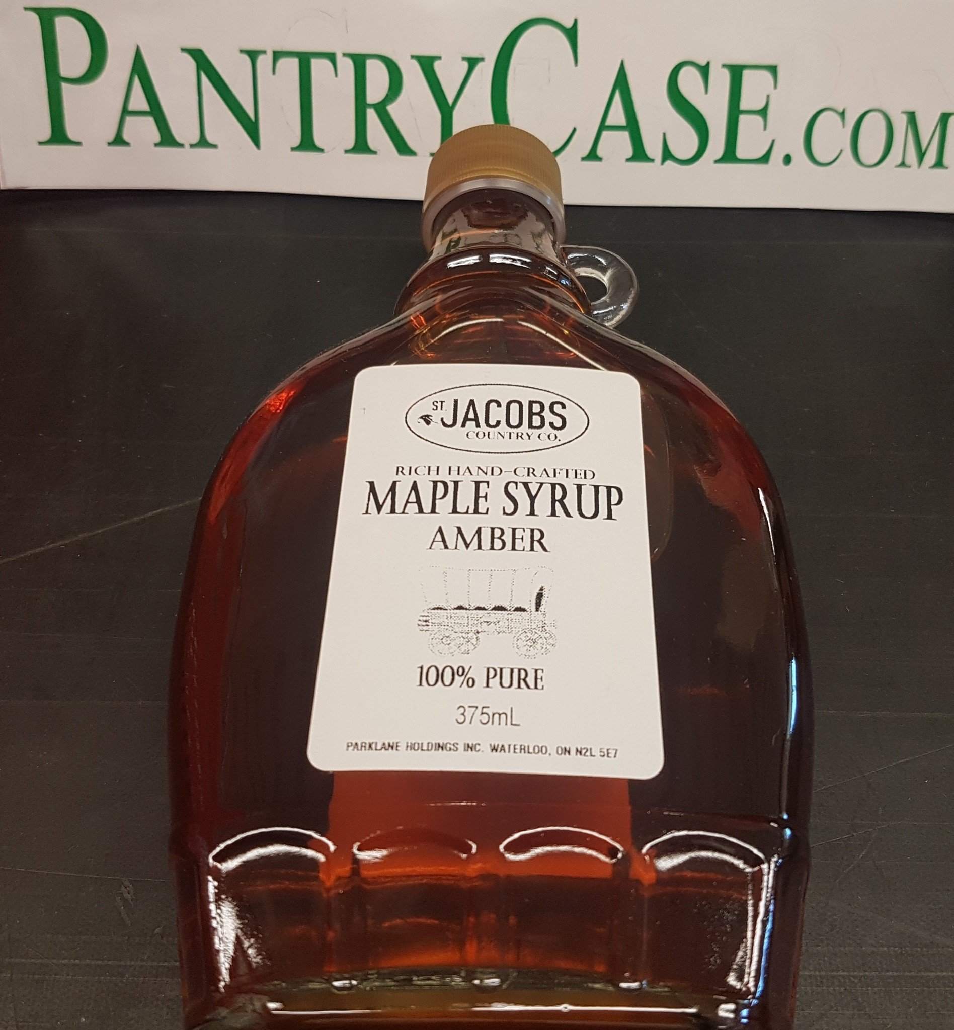St Jacobs Country St Jacobs Amber Maple Syrup 375ml