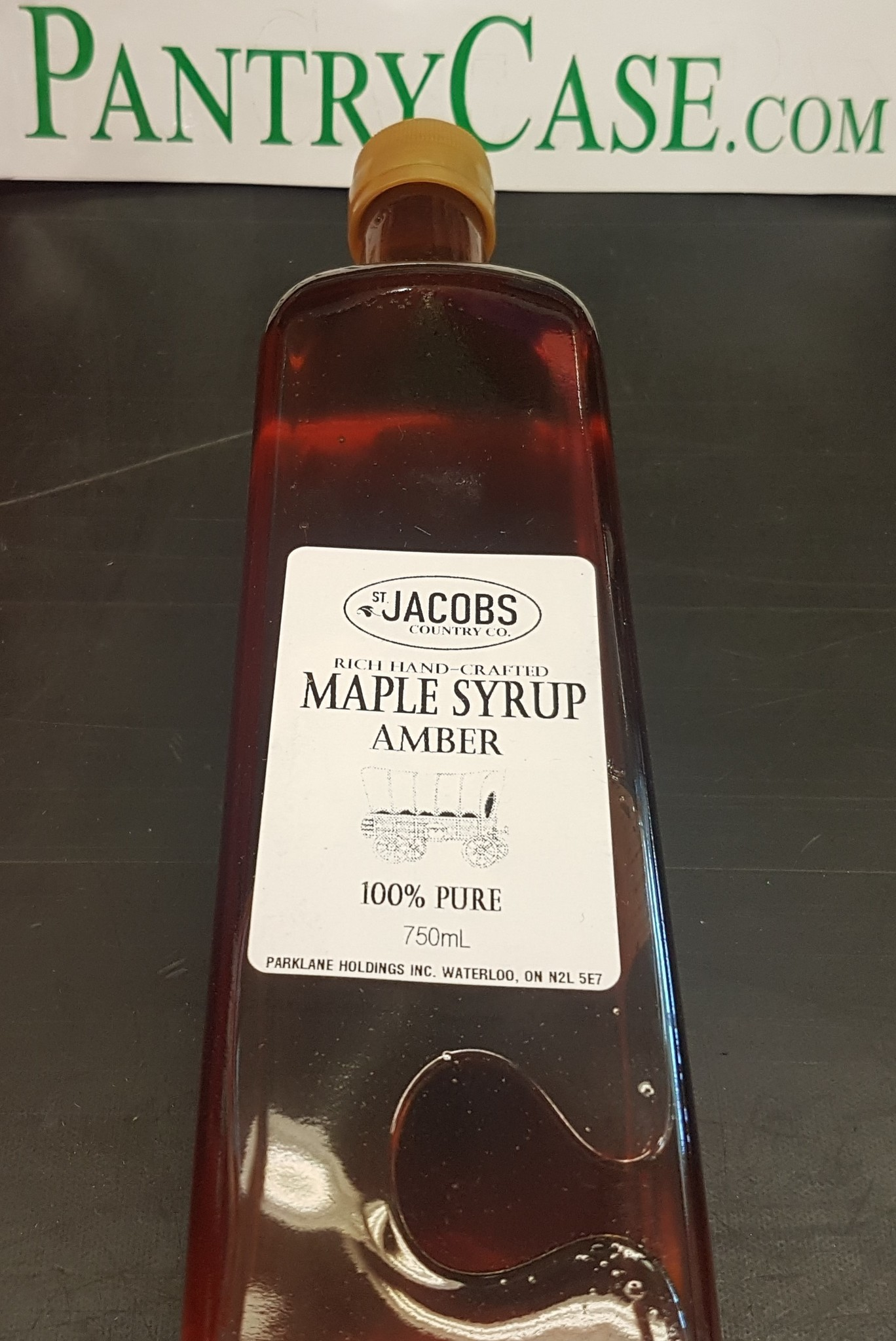St Jacobs Country St Jacobs Amber Maple Syrup 750ml